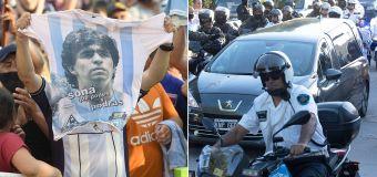 Maradona's bizarre final request for his body denied