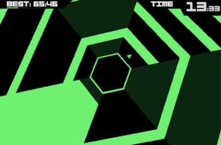 Daily iPhone App: Super Hexagon is a wild ride