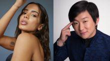 Anitta lembra quando foi hipnotizada por Pyong: 'Deu medo'
