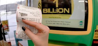 Winning numbers for Mega Millions $1B jackpot