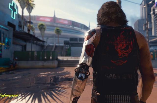 Cyberpunk 2077's next-gen update will arrive in the second half of 2021