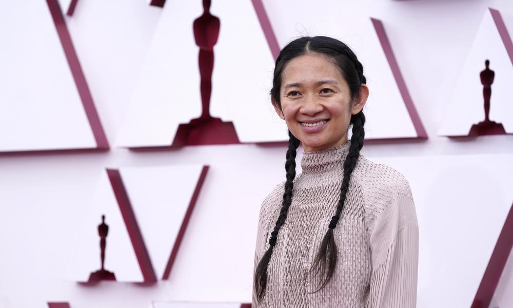 Chloé Zhao's Oscars victory greeted with some praise – and censorship – in China