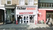 Richer Sounds staff handed control of chain and cash bonus