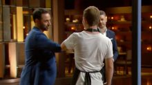 MasterChef's Tom on 'weird' send-off from the judges