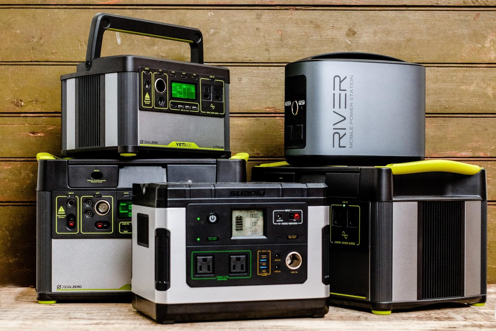 The best portable power stations   Engadget