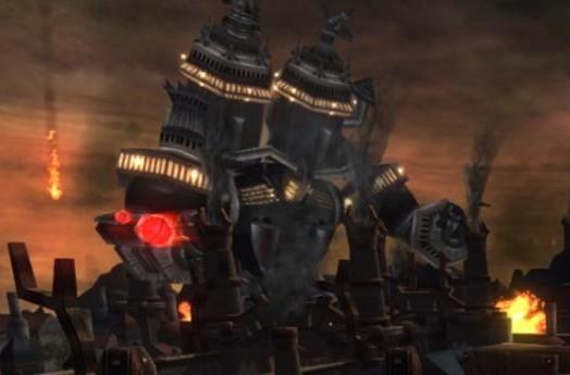 City of Steam fires up the Colossus