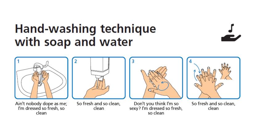 Can COVID-19 Ever Be Funny? The Coronavirus Handwashing ...