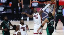 Basket - NBA - NBA : le Miami Heat arrache le match 1 contre Boston en finale de conférence Est