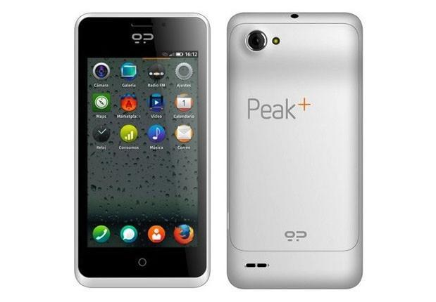 Geeksphone Peak+ up for preorder at €149 with Firefox OS 1.1, 1GB RAM