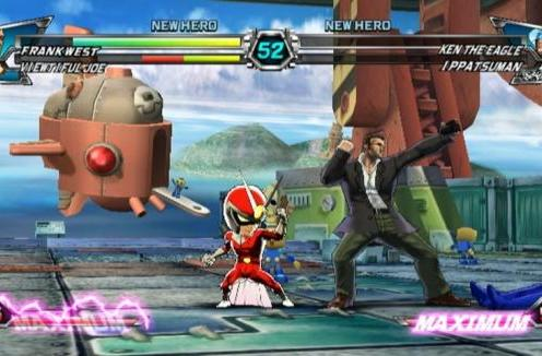 Tatsunoko producer would 'love to' work with Nintendo, Square on fighting games