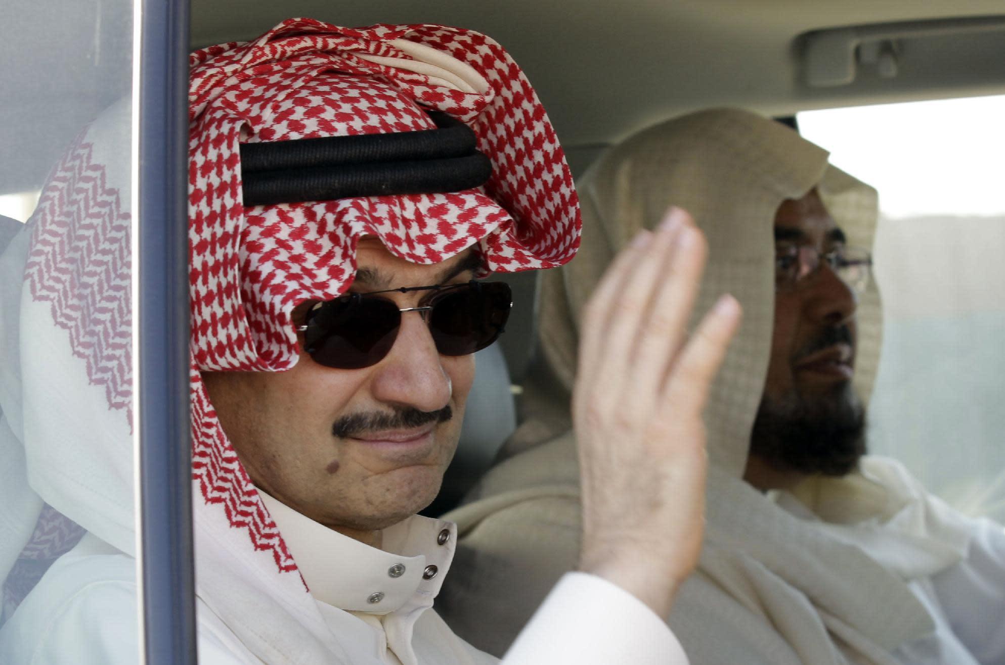 Saudi billionaire prince to launch Arab news channel