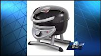 Char-Broil grills recalled