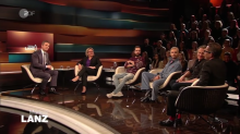 In seiner Talkshow will Lanz Klartext reden