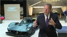 Aston Martin chief leaves after 94% share price collapse