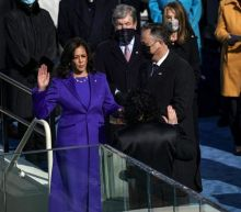 Eugene Goodman, who diverted Capitol riot mob, escorted Kamala Harris to the inaugural platform