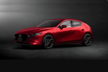 新年式Mazda 3 Skyactiv-X 動力升級,CTS車道維持輔助終於支援高速域