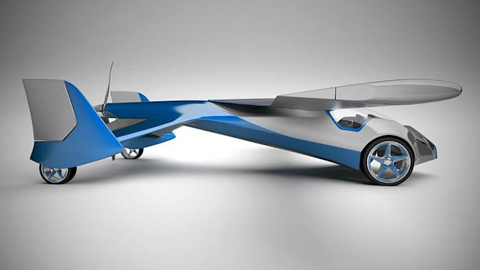 The flying car gets another shot at reality this October