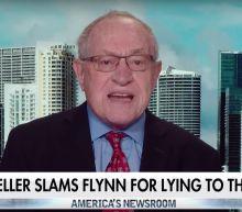 Trump Defender Alan Dershowitz Argues That Lying To The FBI Isn't A Crime