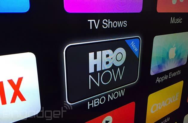 HBO Now is live on Apple devices