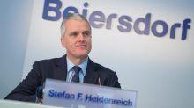 Beiersdorf kündigt Chefwechsel an – Aktie bricht ein