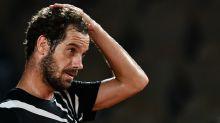 Roland-Garros : Gasquet éliminé d'entrée pour la première fois depuis 10 ans