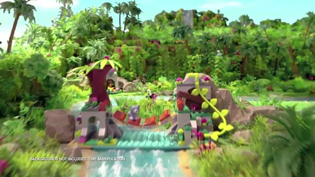 LEGO FRIENDS TVC Jungle Rescue