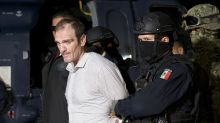 Mexico holds drug lord temporarily for investigation