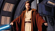 Ewan McGregor on 'Star Wars' Obi-Wan movie: 'I'd be happy to do it'