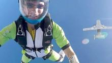Skydiver's Heartbreaking Suicide Message to Wife Came Just Days Before Their Second Anniversary