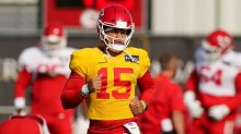 Mahomes noncommittal on whether he and Chiefs teammates will attend in-person workouts