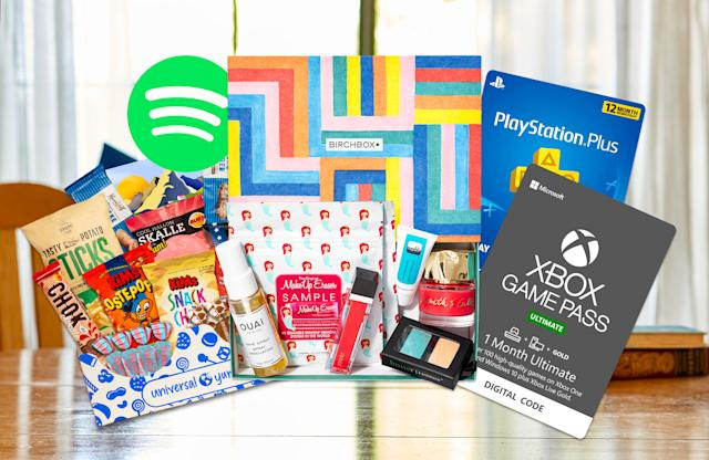 The best subscription gifts for new grads