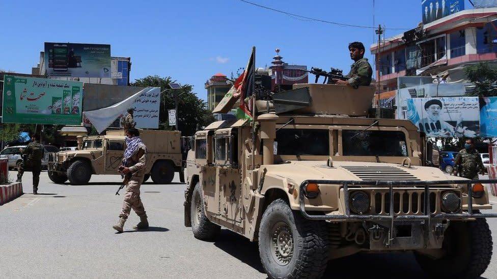 Afghanistan: US commander warns of possible civil war after withdrawal