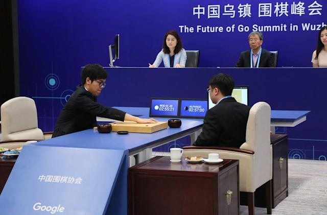 Google's AlphaGo retires from competition