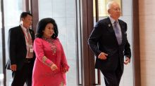 Cash-stuffed designer handbags seized in raids on Malaysia's Najib