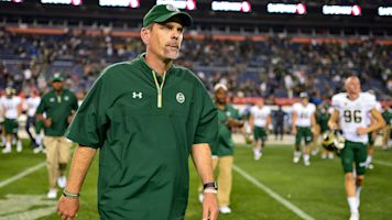 Colorado St. coach being treated in hospital