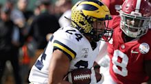 Michigan football's RB room is so deep, the challenge is finding snaps for everyone