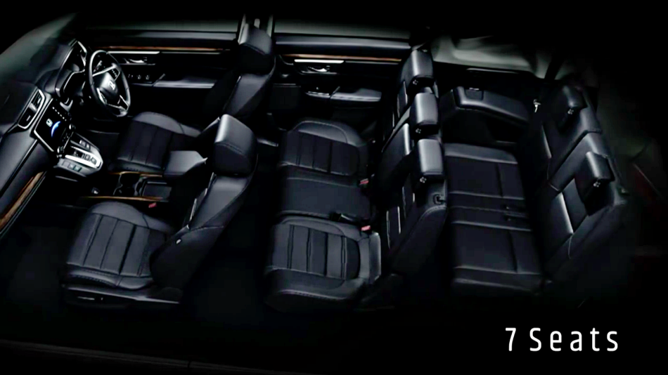 1.6L渦輪「柴油」、「九速」自排全上身,全新大改款「七人座」Honda CR-V將搶先在「泰國」發表上市!