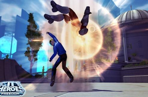 Take justice to the streets in City of Heroes