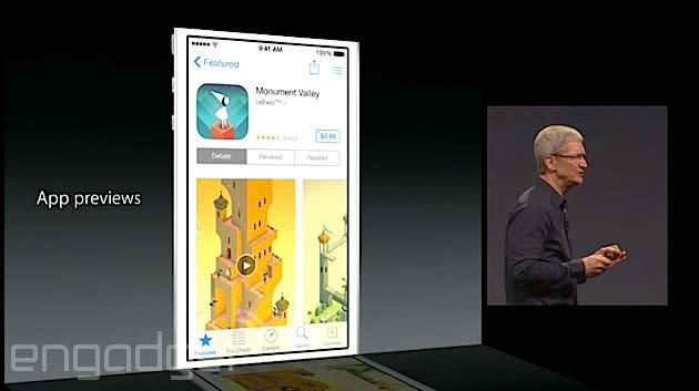 Apple App Store getting developer bundles and video previews