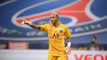 Foot - C1 - PSG - PSG: l'entraînement de Keylor Navas rassurant