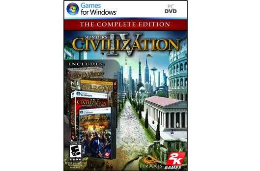 Civilization IV 'Complete' releases May 12 for $40