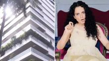 Kangana Ranaut says that she is getting threats that they will break her house too