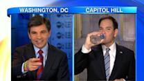 Rubio Pokes Fun at Himself for SOTU Water Bottle Moment on 'GMA'