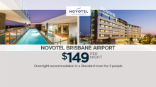 Accor Deal: Novotel Brisbane Airport