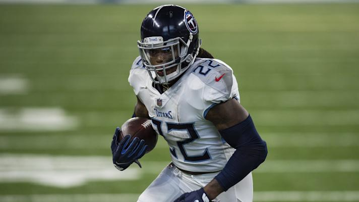 Derrick Henry goes off against Colts