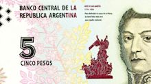 Billete de 5 pesos. Extienden su vigencia: se podrá usar hasta el 28 de febrero