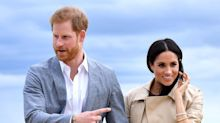 Meghan and Harry have bought their first house together
