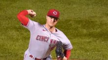 Reds' Sonny Gray goes on injured list with strained back