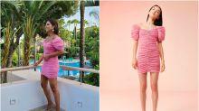Hemos encontrado el vestido que estrenó Paula Echevarría en su 43 cumpleaños