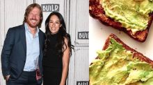 Chip and Joanna Gaines get into a heated debate about avocado toast on 'Fixer Upper'